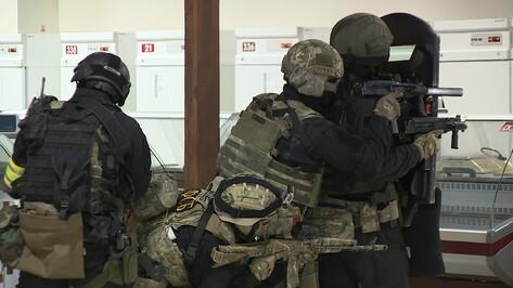Первые лица Воронежской области поздравили работников органов безопасности