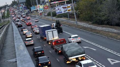 В Воронеже появятся еще 6 выделенных полос для автобусов