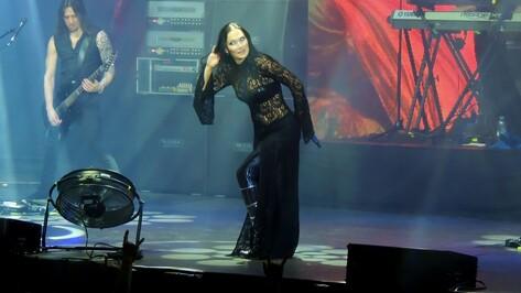 Финская певица Тарья Турунен вернется с концертом в Воронеж в сентябре 2017 года