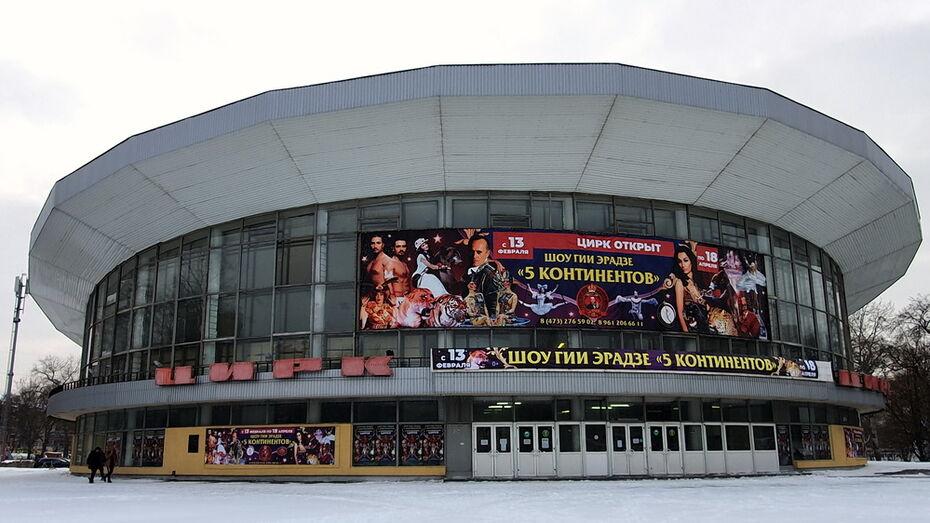 Тысяча детей и взрослых из семей медиков бесплатно посетили цирк в Воронеже