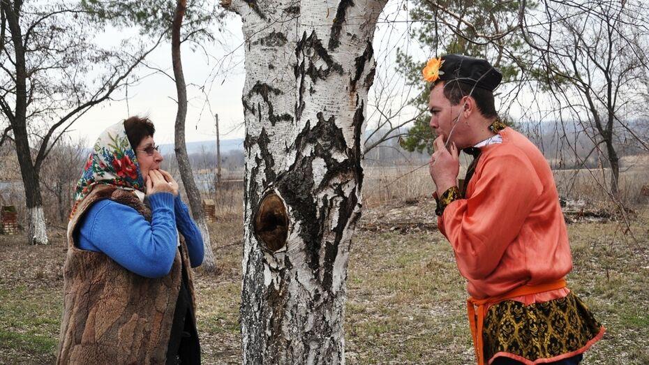 В павловском селе на Масленицу прошел конкурс свистунов