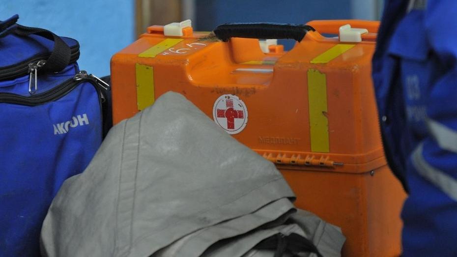 Три человека попали в больницу после аварии в Воронежской области