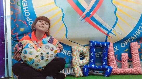 Верхнехавская школьница победила в областном конкурсе «Лидер XXI века»