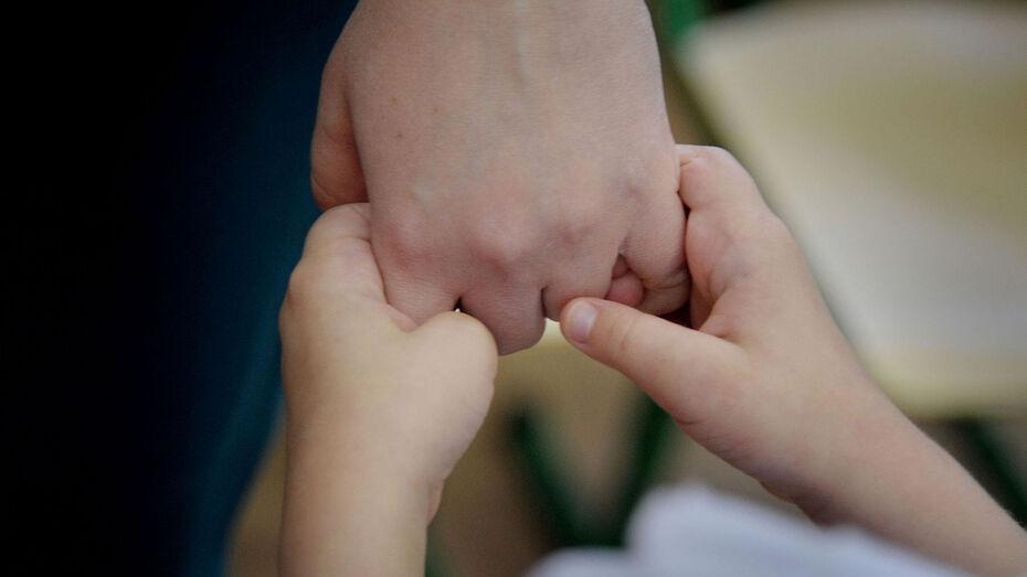 В Воронежской области произвели выплаты на детей по почти 46 тыс обращений