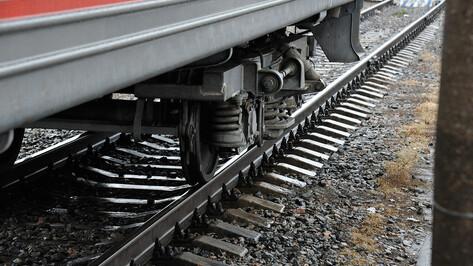 Подростка ударило током на железной дороге в Воронеже