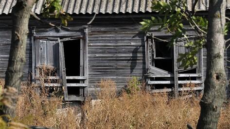 Воронежские хутора лишились чернобыльских льгот
