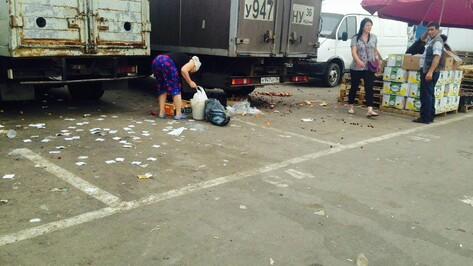 В Воронеже участились случаи ввоза санкционных продуктов