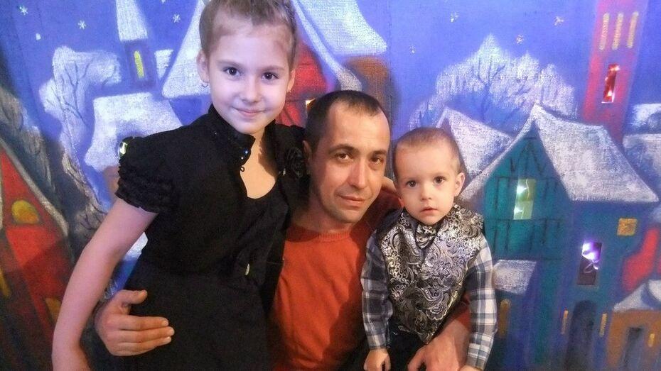 Под Воронежем семья 4-летнего мальчика с туберкулезом костей попросила помощи