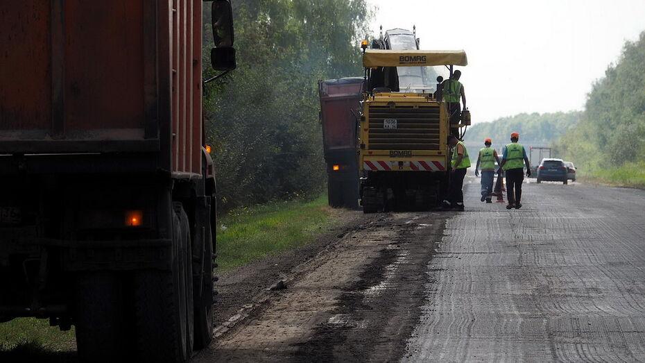 Воронежская область получит из федеральной казны 100 млн рублей на ремонт дорог