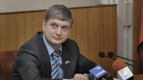 Александр Гусев подал заявку на участие в выборах мэра Воронежа