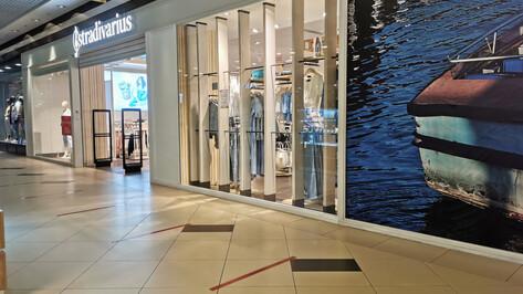 В воронежских ТЦ открылись первые непродуктовые магазины