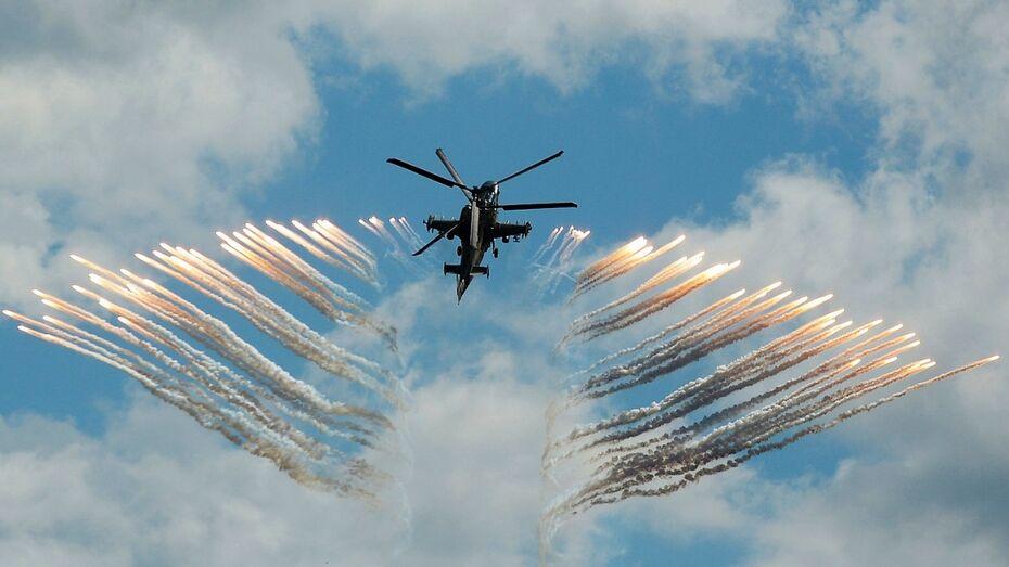 Губернатор и председатель облдумы поздравили воронежцев с Днем ВВС