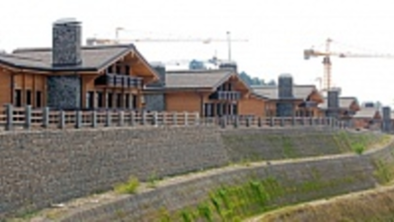 Большая часть стройотрядовцев на олимпийских объектах прошли школу ООО «СтройГарант»