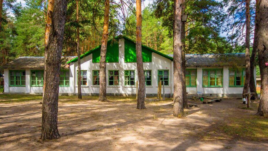 Борисоглебский детский оздоровительно-образовательный центр признали лучшим в области