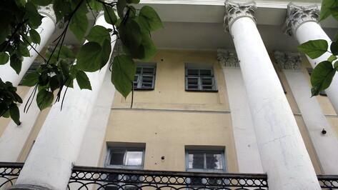 Старинный Дом врача Мартынова отремонтируют в Воронеже