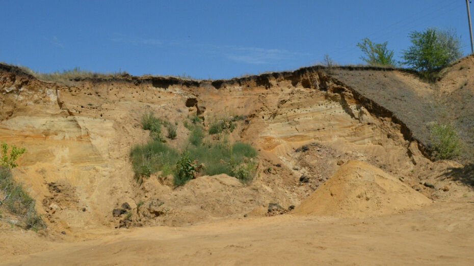 В Борисоглебске предприниматели ответят в суде за незаконную добычу песка