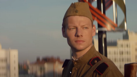 Актер сериала «Физрук» снялся в воронежской короткометражке «Письмо на фронт»