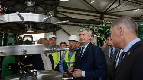 Губернатор Воронежской области: «Наша задача – войти в 20-ку промышленных регионов»