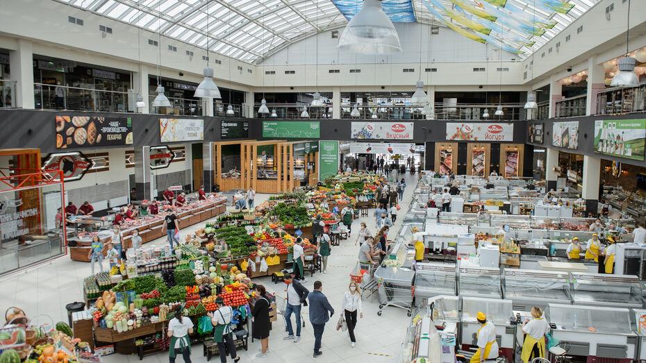 На воронежском Центральном рынке откроется «Социальный магазин»