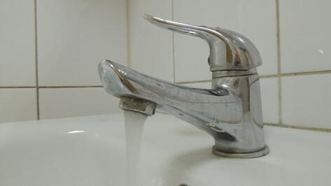 Вода в Воронеже изменит вкус и запах из-за ремонта очистных сооружений