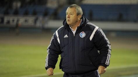 Тренер воронежского «Факела» Павел Гусев: «Хотим закончить сезон без поражений»