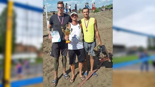 Бутурлиновская команда завоевала «золото» на всероссийском турнире по пляжному волейболу
