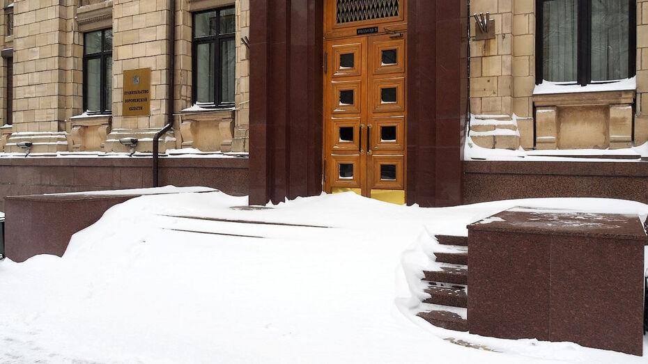 Правительство Воронежской области учредит новый знак отличия