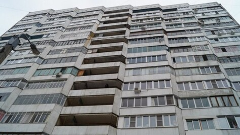 Воронежец выбросился с 7 этажа из-за наркозависимости