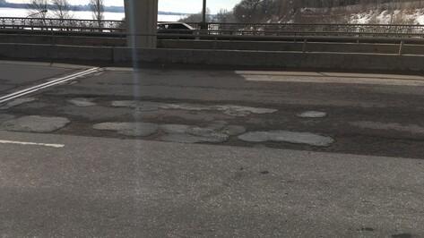 В Воронеже начали ремонт отмеченных на карте участков «убитых» дорог