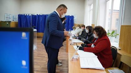 Глава Острогожского района сделал свой выбор