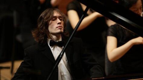 Пианист Георгий Войлочников выступит в Воронеже 7 октября