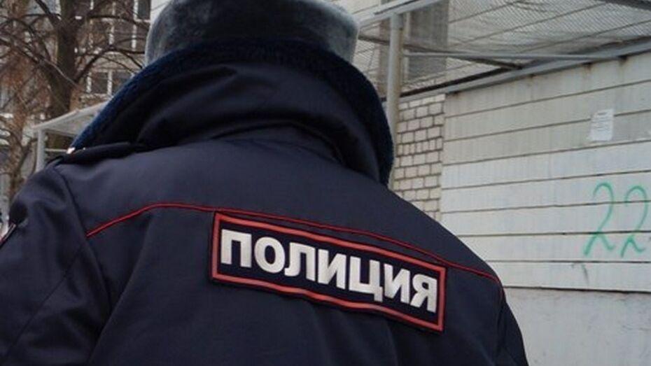 Эртильские полицейские нашли угонщика «пятерки» по горячим следам