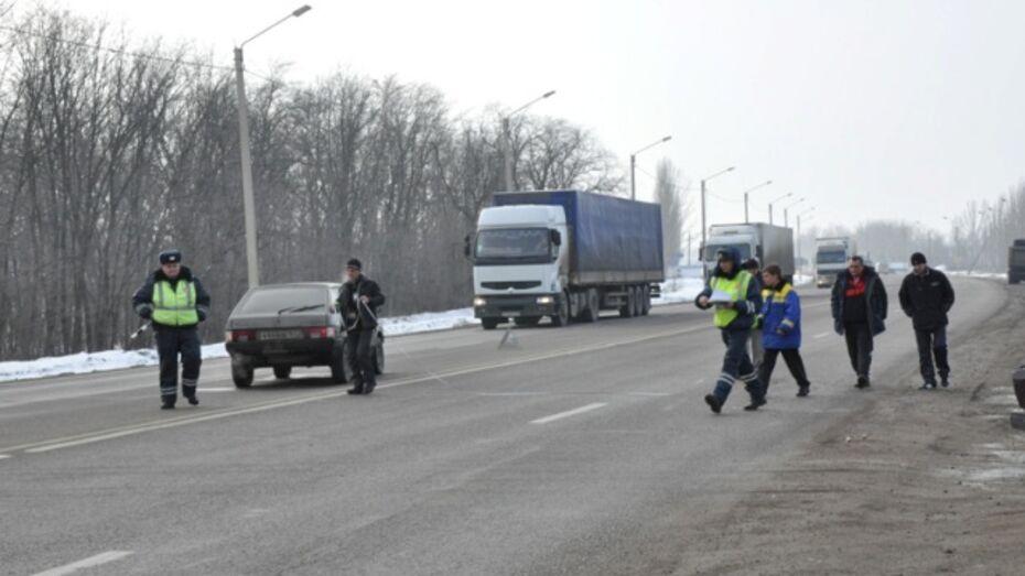 72-летнюю павловчанку на трассе М-4 «Дон» сбила машина
