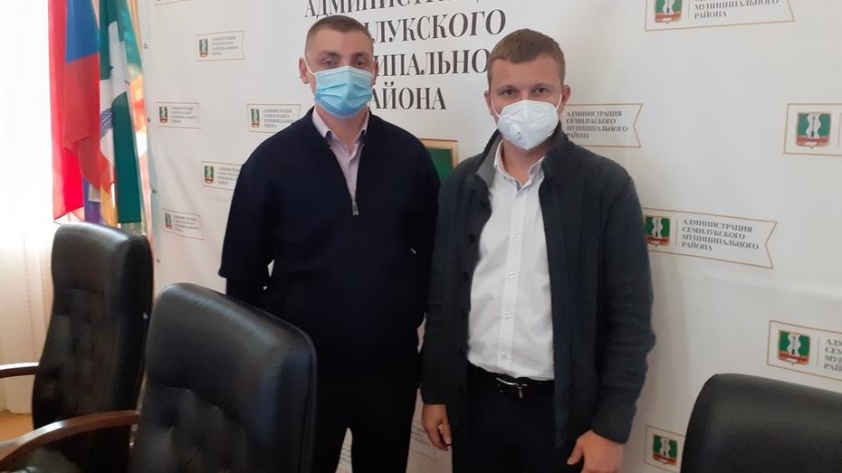 Главу Семилук выбрали в Воронежской области