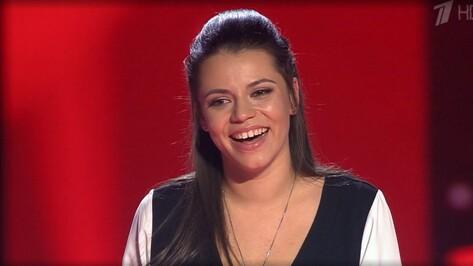 Воронежская певица «нокаутировала» соперниц в шоу «Голос»