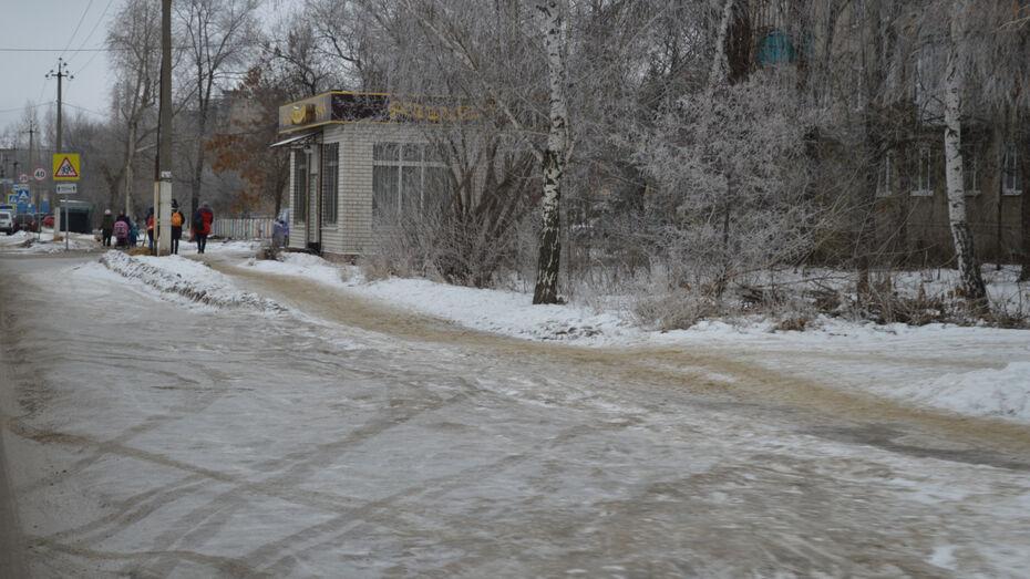 В Павловске на строительство тротуара потратят около 5,5 млн рублей