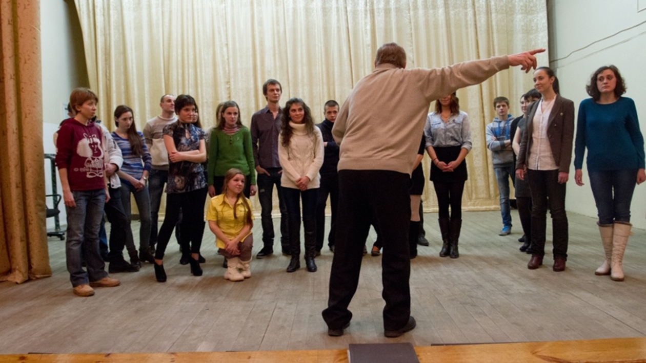 Актеры «Театра равных»: «Мы поставим такой спектакль, что все профессионалы ахнут!»