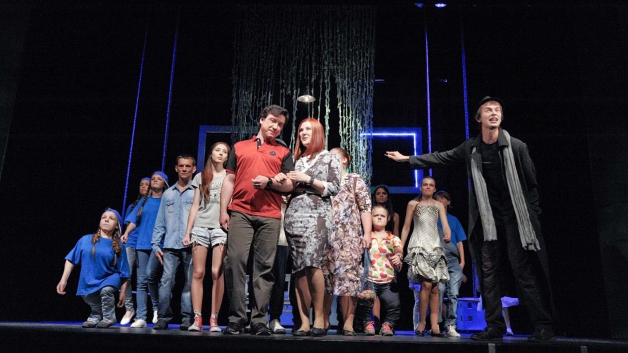 Воронежцы расплакались на премьере в «Театре равных»