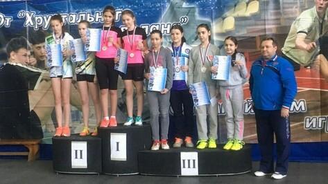 Воронежские спортсмены привезли 3 золотые медали с соревнований по бадминтону
