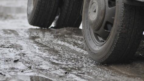 В Воронеже будут строже следить за чистотой автомобилей строительных и транспортных компаний