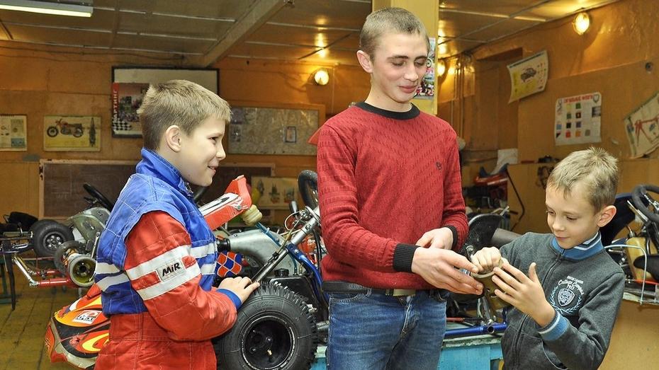 Бутурлиновские картингисты завоевали 3 медали