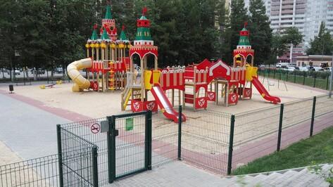 Площадка раздора. Как в Воронеже делят детские игровые зоны