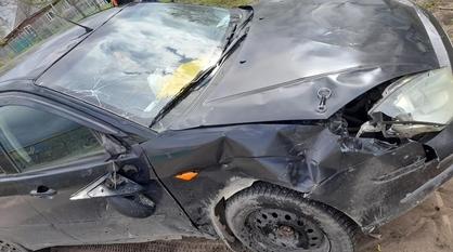 В Воронежской области несовершеннолетний водитель без прав попал в ДТП