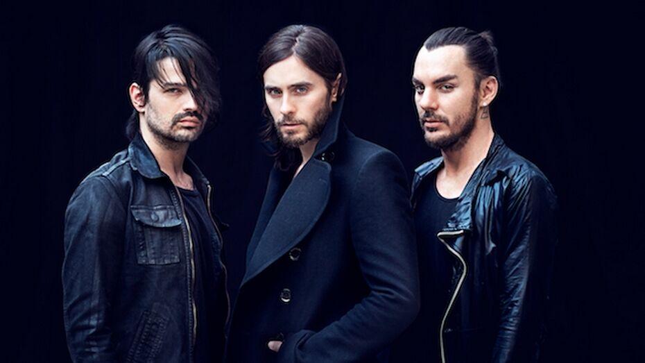 «30 Seconds To Mars» побили рекорд «Limp Bizkit» по продажам билетов в Воронеже