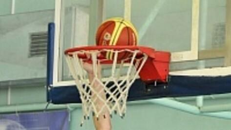 Эртильские спортсмены победили в межрегиональном турнире по баскетболу