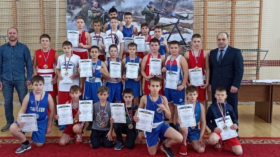 Борисоглебские боксеры завоевали 11 золотых медалей межрегионального турнира