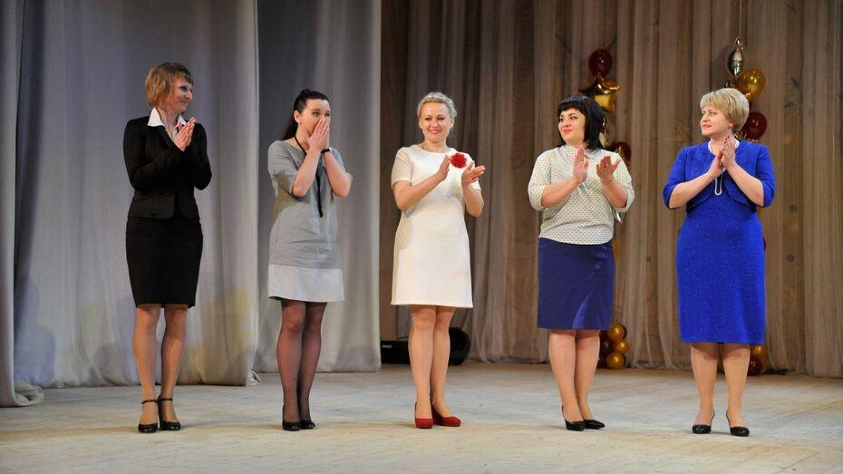 Воспитателем года в Воронежской области признали подгоренского педагога
