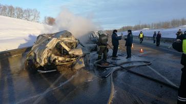 В ДТП с Lexus в Воронежской области погиб директор Оскольского металлургического комбината