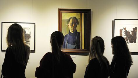 В Воронеже открылась выставка художника русской эмиграции Сергея Голлербаха