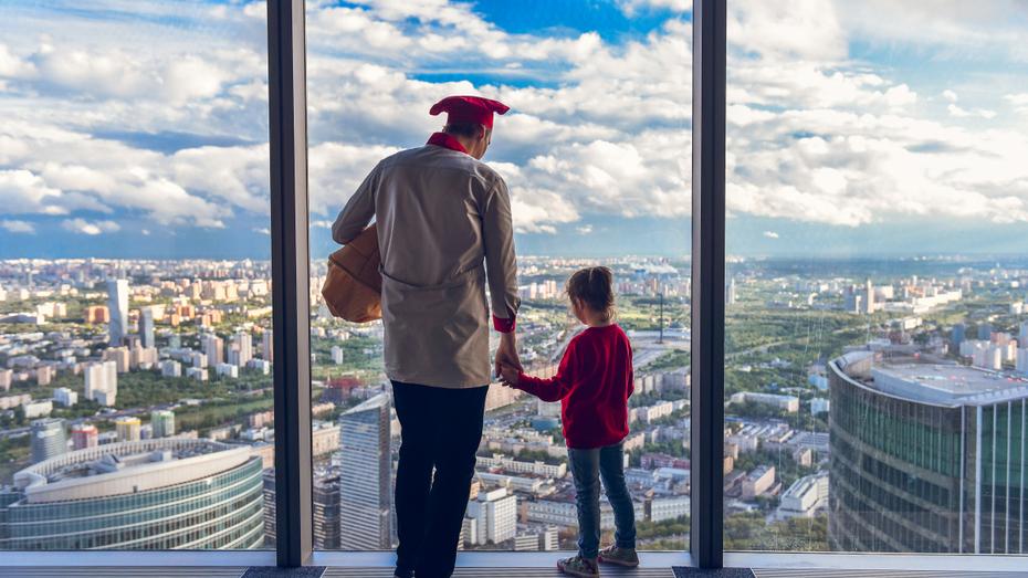 На 89-м этаже башни «Федерация.Восток» появилась самая высокая фабрика шоколада в мире